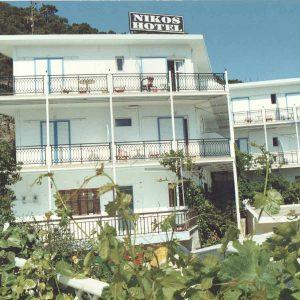 Nikos Hotel, Diafani