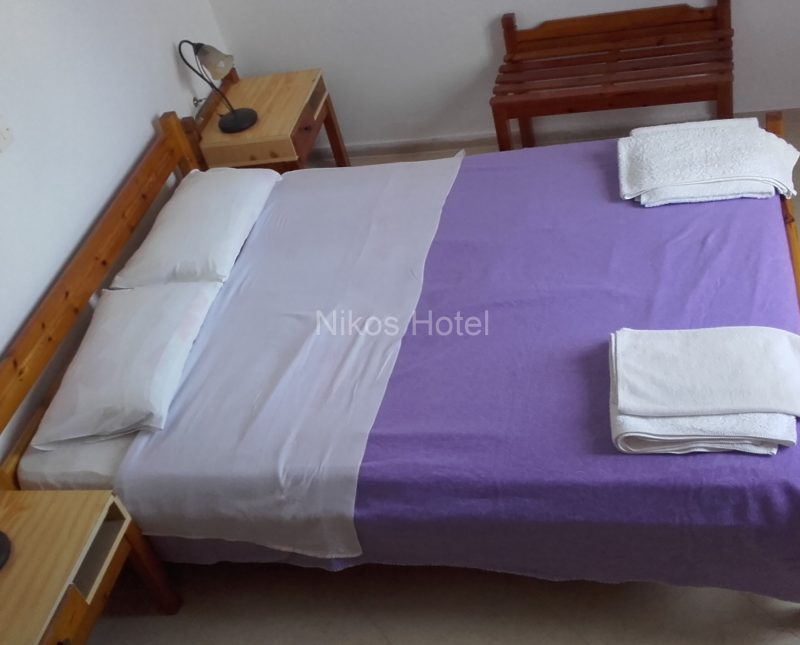 Double Bed Nr20