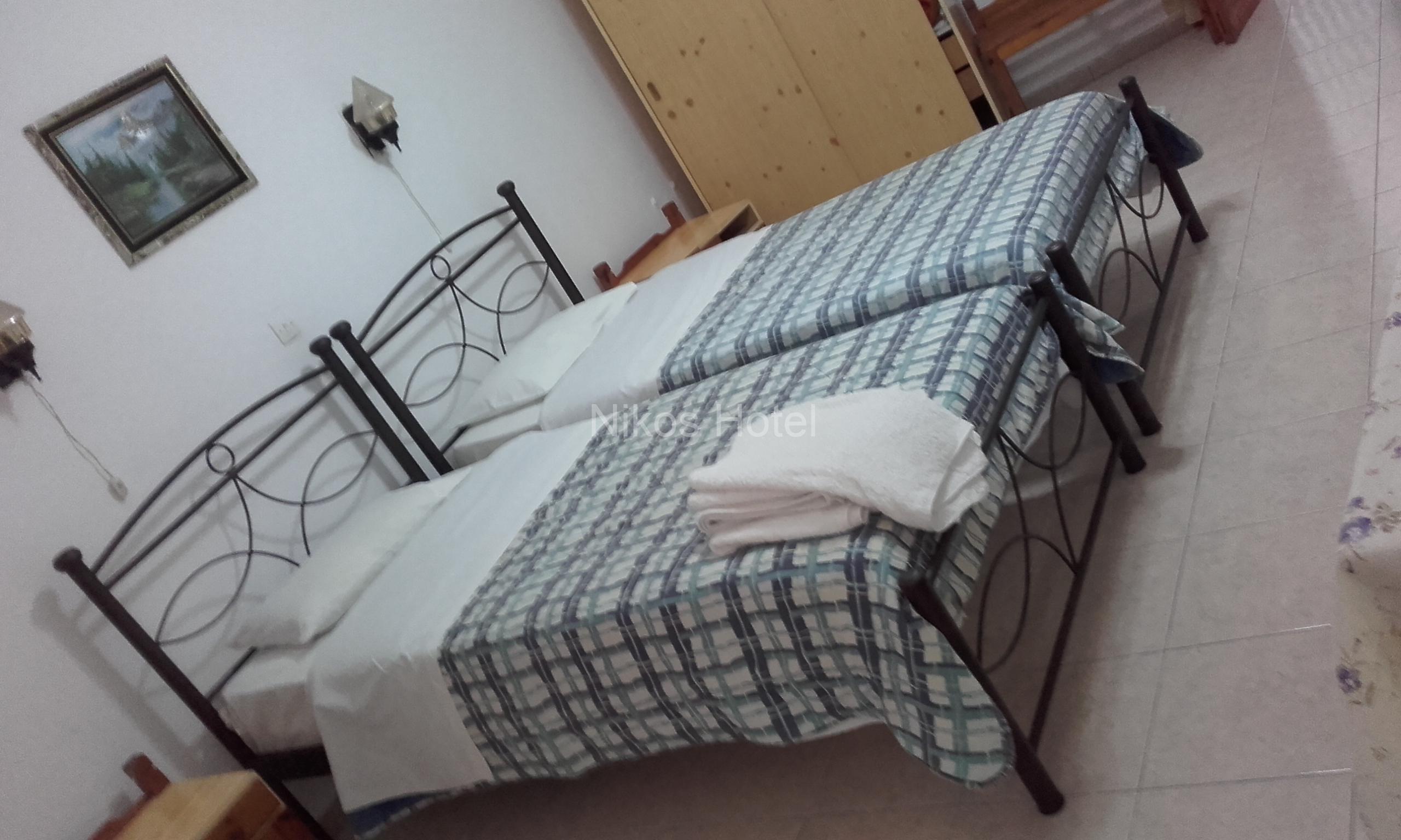 Studio 2-3 Beds, Room Nr.5