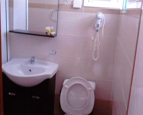 Bathroom in Room Nr. 20